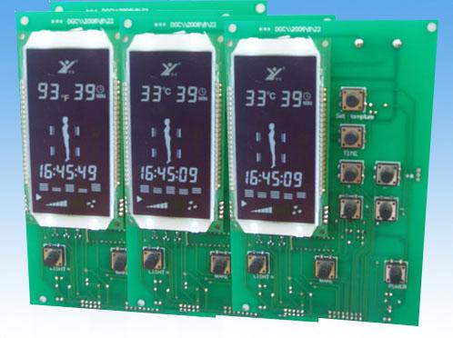 汗蒸房的电器控制回路接线图
