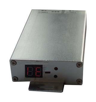 该温控器采用数字电路进口单片机主控